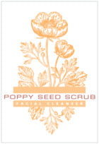 Poppy tall rectangle labels