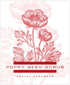 Poppy large labels