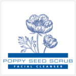 Poppy square labels