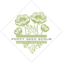 Poppy diamond labels