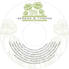 Poppy cd labels