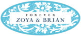 Rococo Spring oval labels