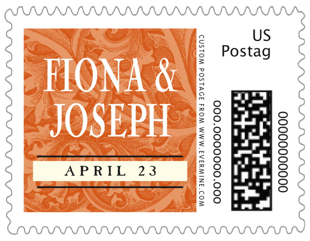 small custom postage stamps - spice - renaissance (set of 20)