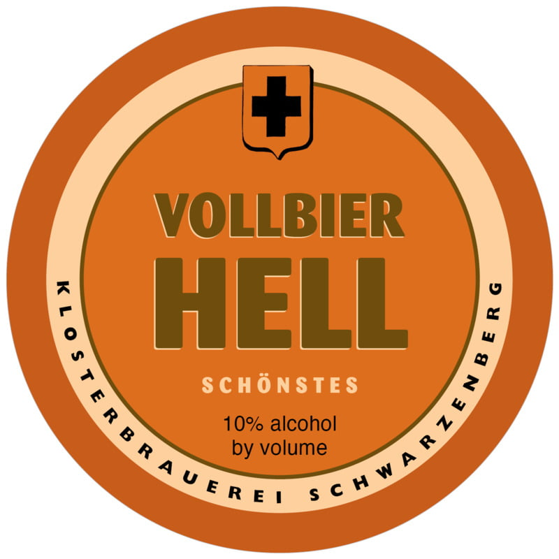 round beer coasters - spice - regensburger (set of 12)
