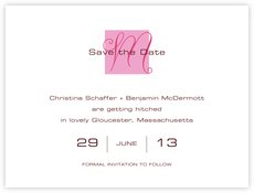 Riva save the date cards