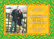 holiday cards - sunburst - raj (set of 10)