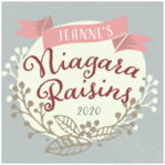 Spring Meadow square labels