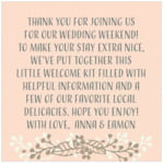 Spring Meadow square text labels