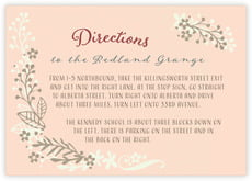 Spring Meadow enclosure cards