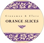 Rococo Summer circle labels