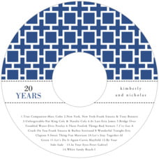 Royal Suite anniversary CD/DVD labels