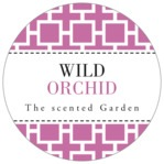 Royal Suite Circle Label In Radiant Orchid