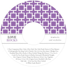 Royal Suite cd labels