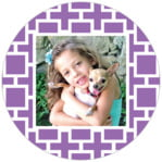 Royal Suite circle photo labels