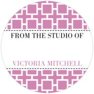 Royal Suite large circle gift labels