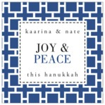 Royal Suite hanukkah labels