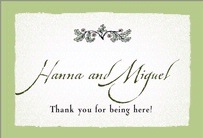Rustic Floral wide rectangle labels
