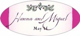 Rustic Floral oval labels