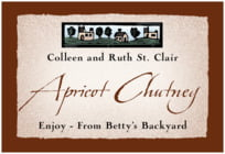 Rustic Home wide rectangle labels