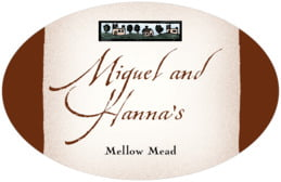 Rustic Home large oval labels