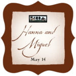 Rustic Home fancy square labels