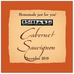 Rustic Home square labels