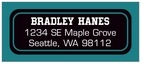 Football designer address labels