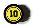 Football button magnets