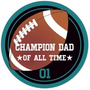 Football large circle labels