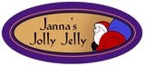 Santa oval labels