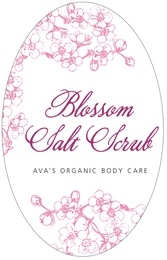 Spring tall oval labels