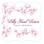 Spring fancy square labels