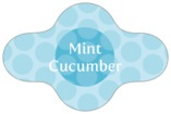 Swiss Dots bottle collar labels