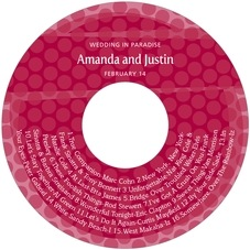 Swiss Dots cd labels