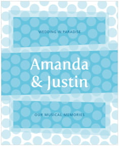 Swiss Dots large labels