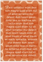 Swiss Dots text labels