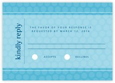 Swiss Dots response cards