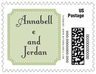 Summer Garden small postage stamps