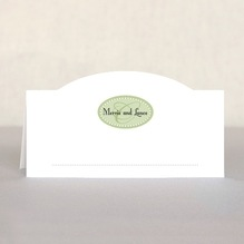 Summer Garden place cards