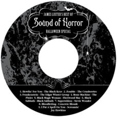 Spook cd labels