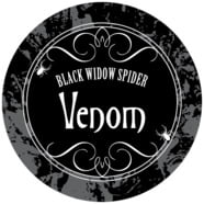 Spook holiday labels