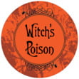 Spook small round labels