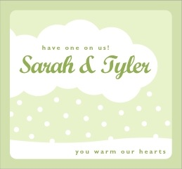 Snowswirls large rectangle labels