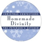 Snowflake circle labels