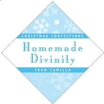 Snowflake diamond labels
