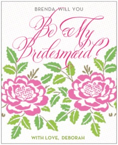 Spring Romance large labels