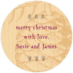 Sugar Pine circle labels