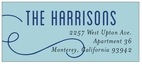 Swing designer address labels