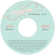 Swing cd labels