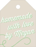 Swing small luggage tags